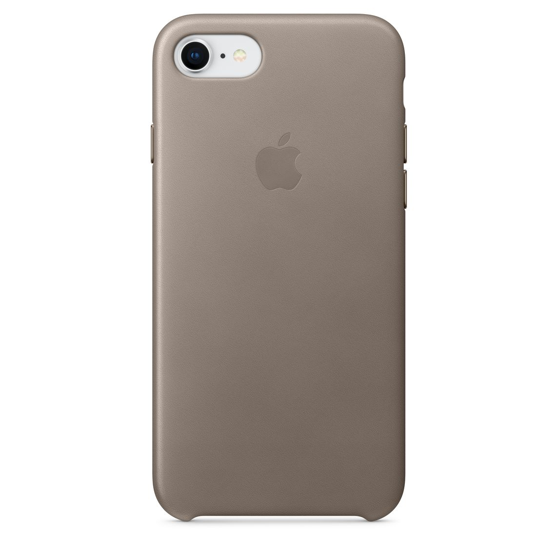 sale retailer e9d54 c8e4d iPhone 8 / 7 Leather Case - Taupe