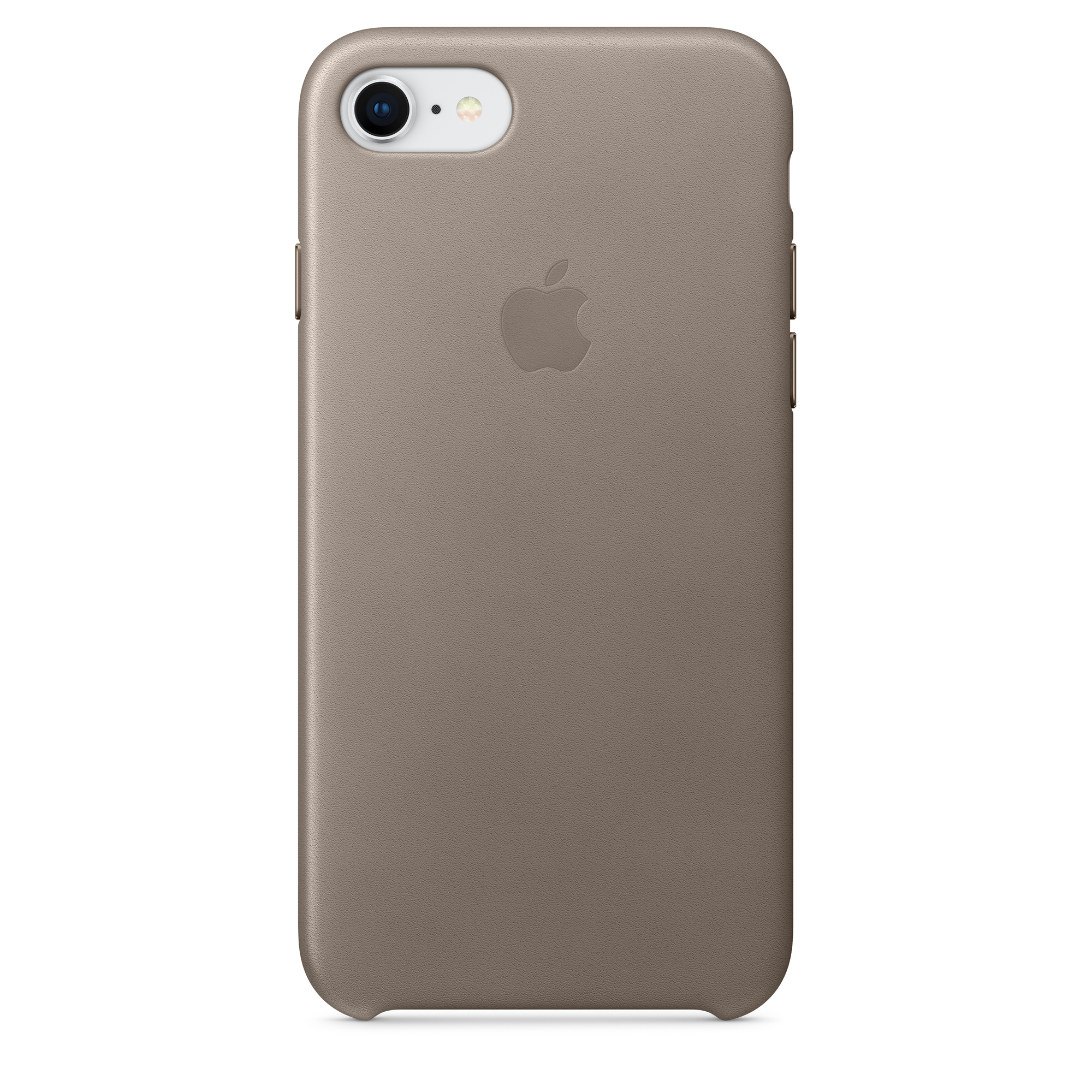 c69d78d5f9d9 iPhone 8 / 7 Leather Case - Taupe