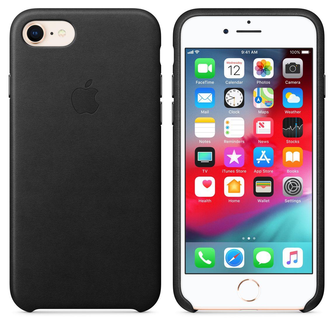 apple black iphone 7 case