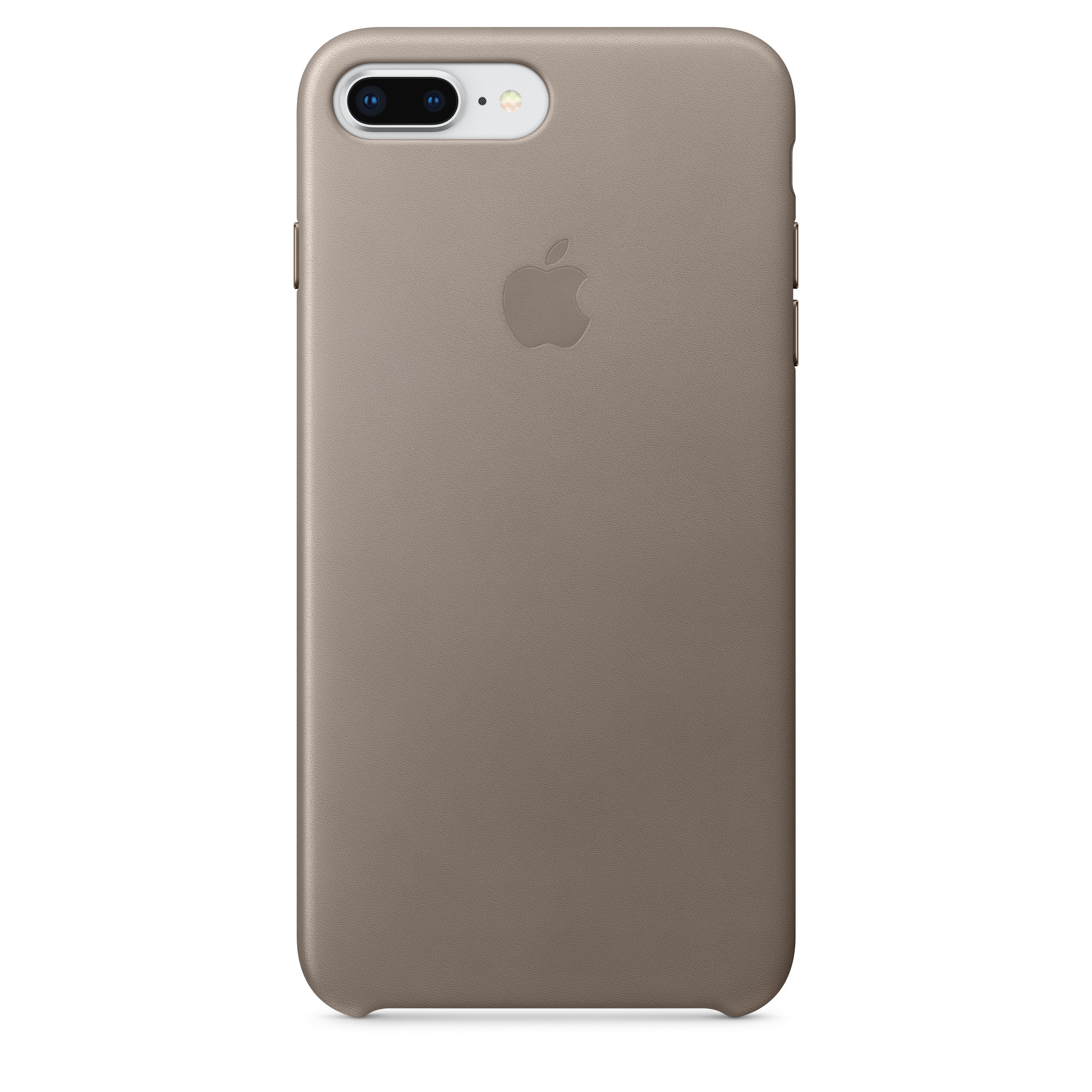 hot sales 86303 90a22 iPhone 8 Plus / 7 Plus Leather Case - Taupe