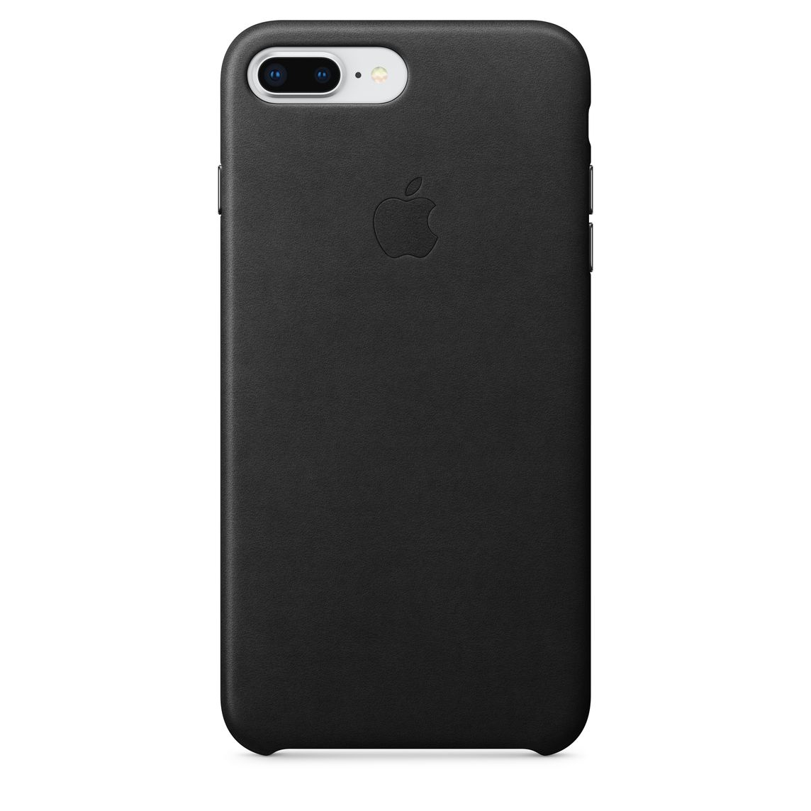 uk availability 2833e ed4e4 iPhone 8 Plus / 7 Plus Leather Case - Black