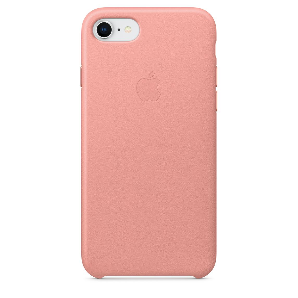 hot sale online 8a1f6 8ae01 iPhone 8 / 7 Leather Case - Soft Pink