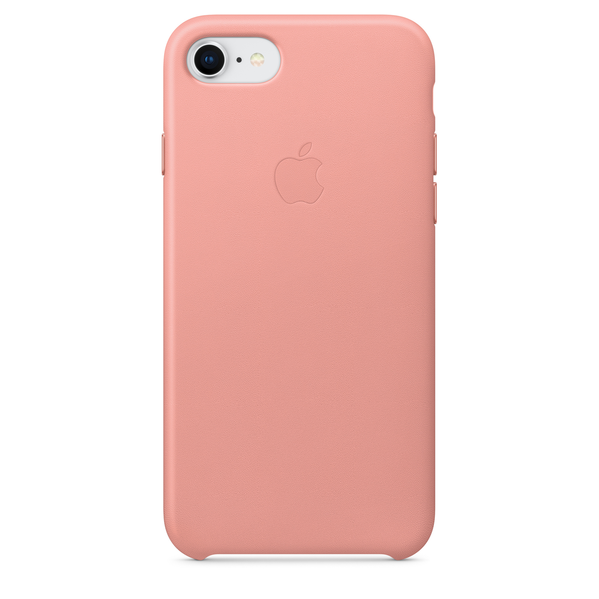 hot sale online 44968 12d6e iPhone 8 / 7 Leather Case - Soft Pink