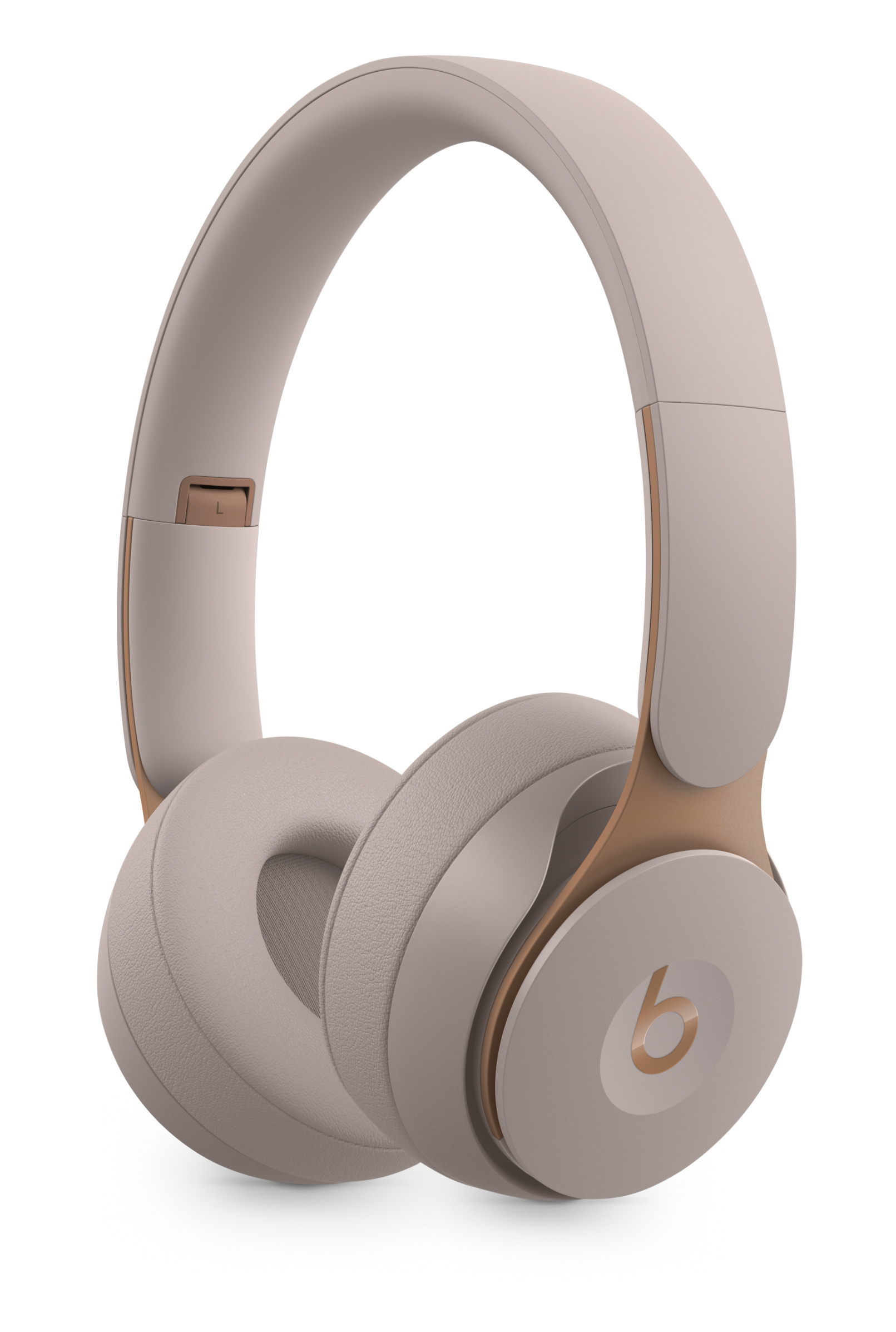 Beats Solo Pro Wireless Noise Cancelling Headphones Gray Apple