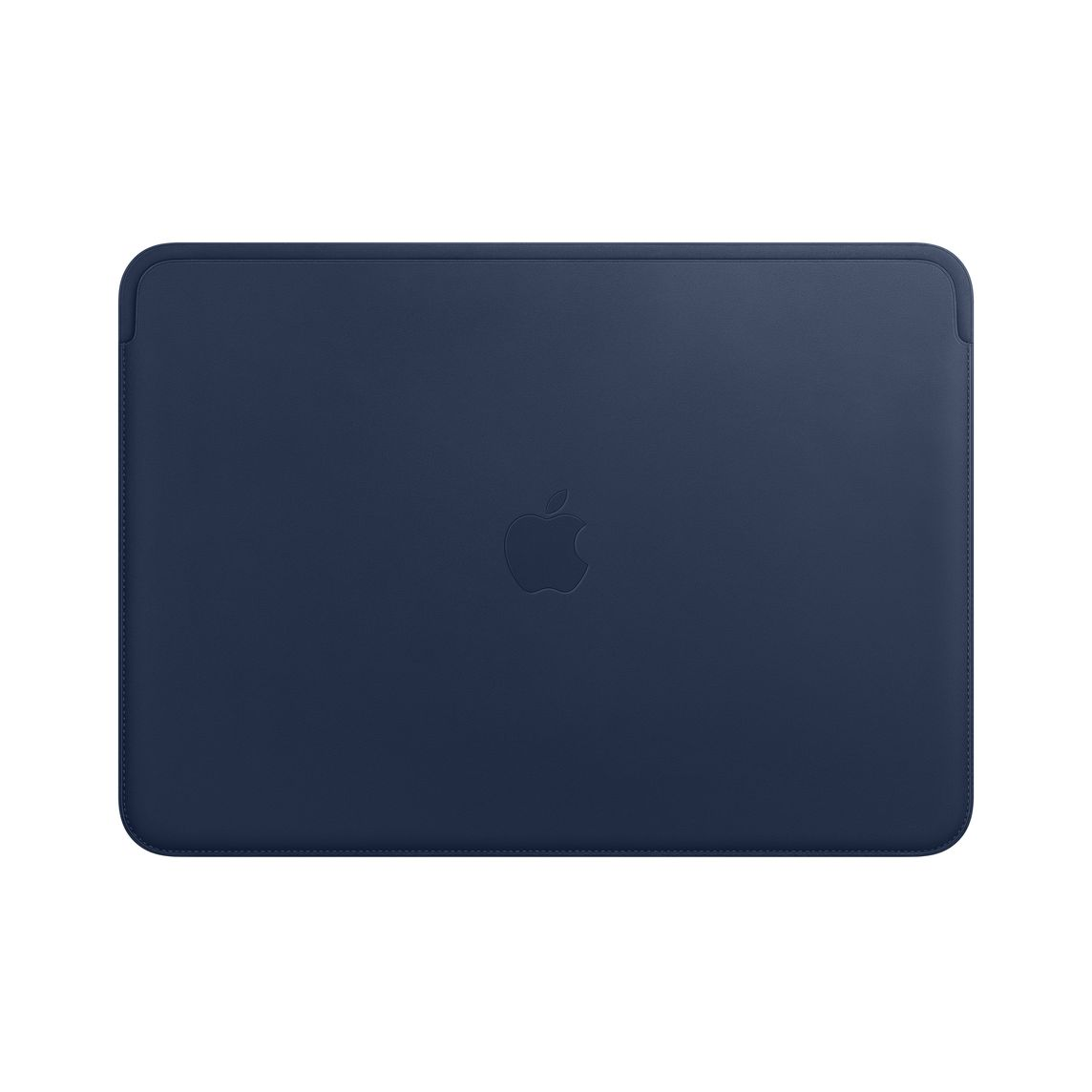 cheap for discount 4c68f 6d62a Leather Sleeve for 13-inch MacBook Air and MacBook Pro - Midnight Blue
