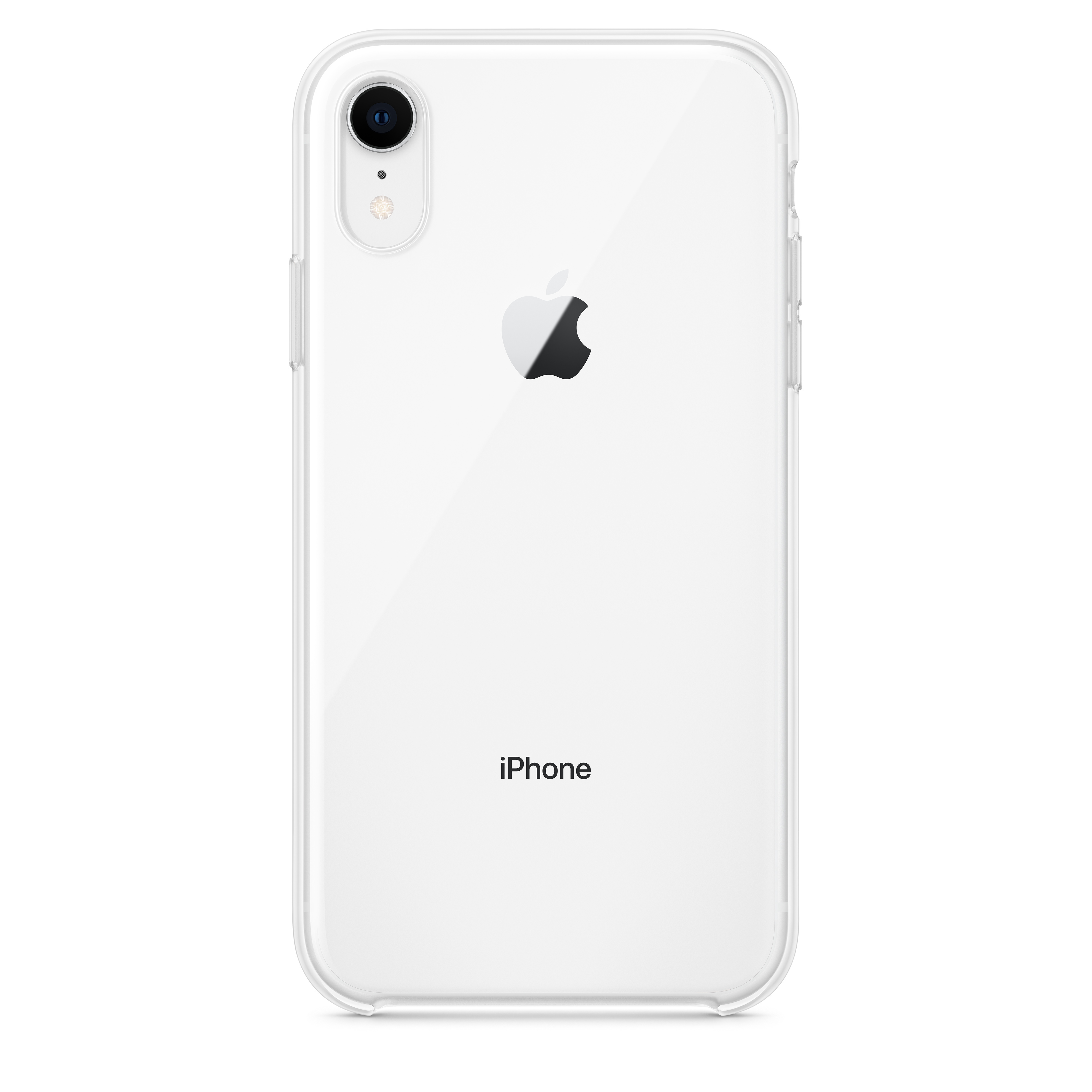 new products d8272 97e3d iPhone XR Clear Case