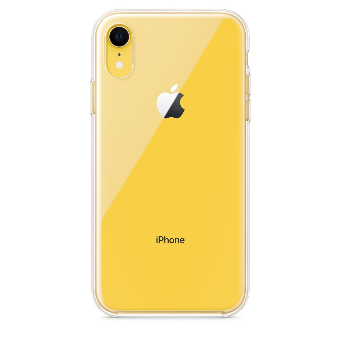 iphone xr case cute yellow