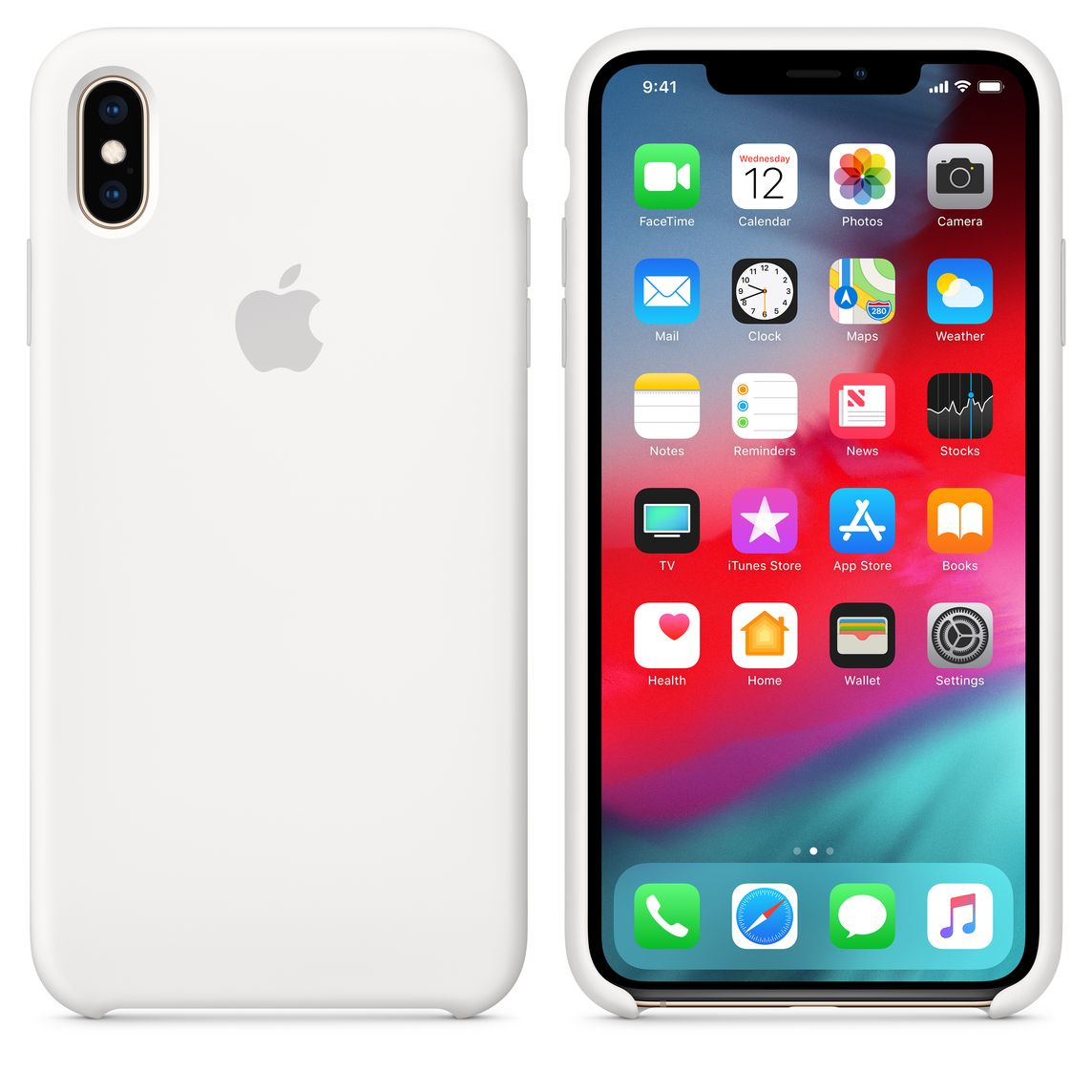 iphone xs max full case