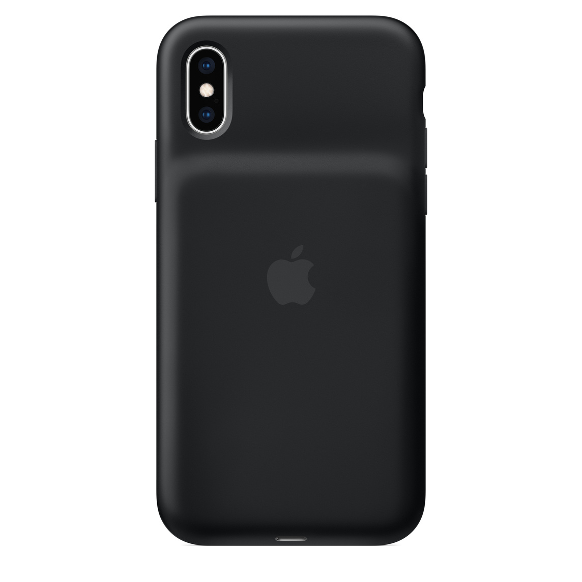 pretty nice f6133 901c6 iPhone XS Smart Battery Case - Black