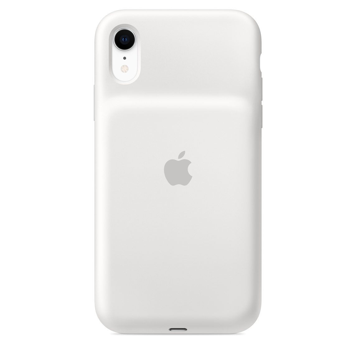 best website cf8cf 56582 iPhone XR Smart Battery Case - White