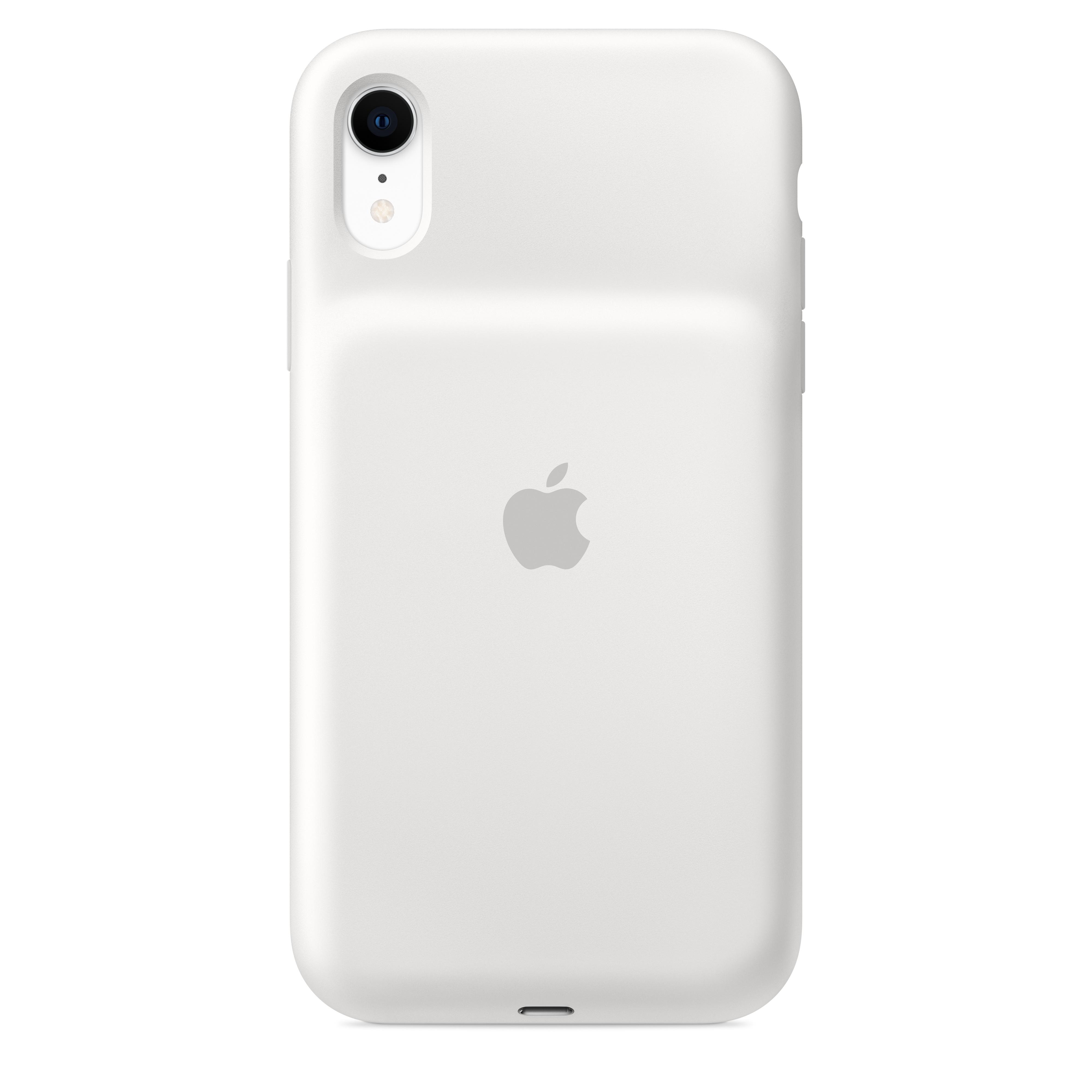 Iphone Xr Smart Battery Case White Apple
