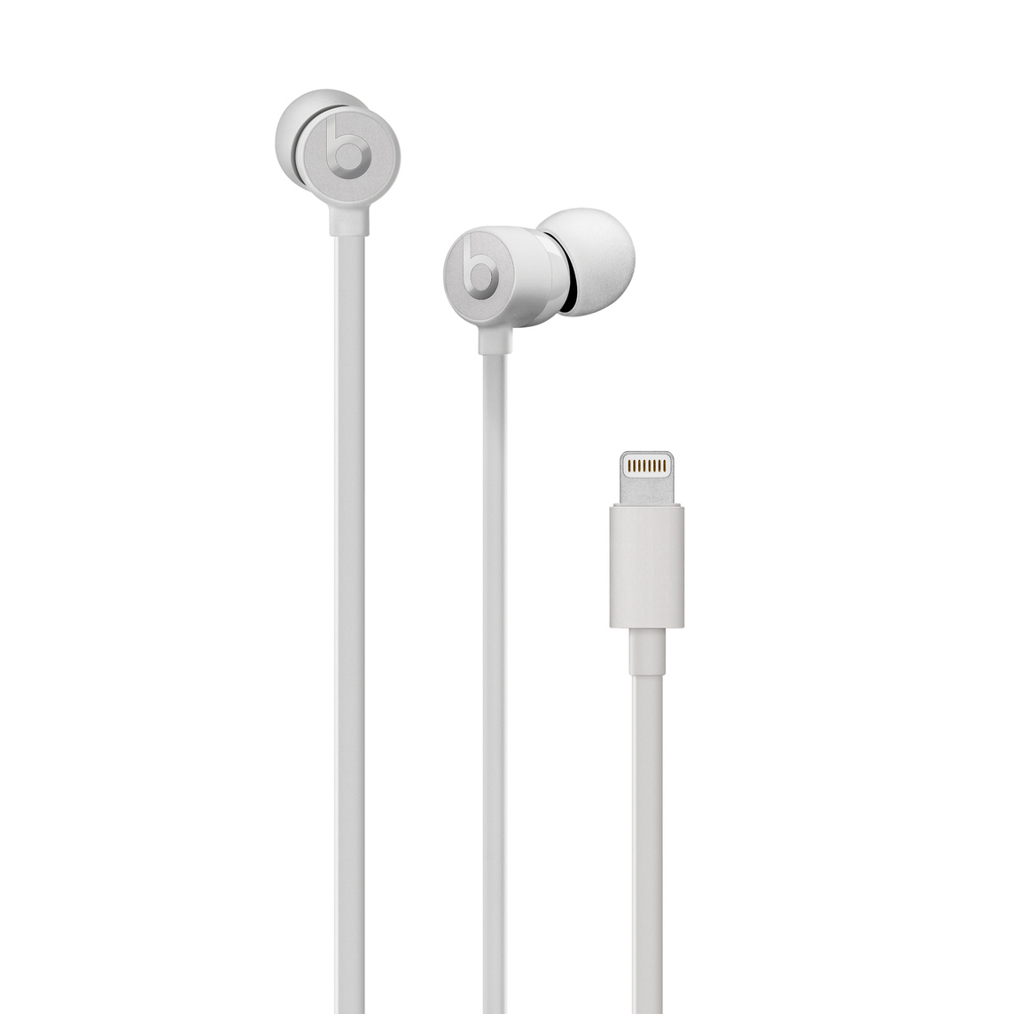 buy popular 468c3 e70e9 urBeats3 Earphones with Lightning Connector - Satin Silver