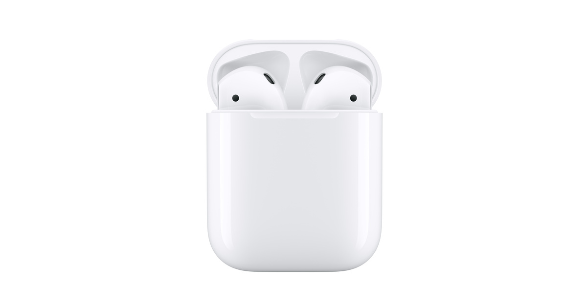 Buy Airpods With Charging Case Apple