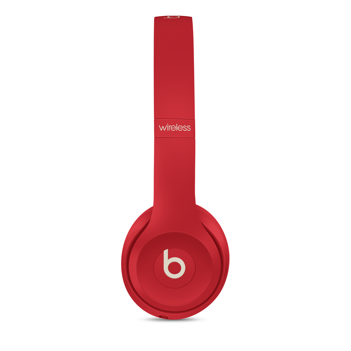 Beats Solo3 Wireless Headphones Beats Club Collection Club Red Apple