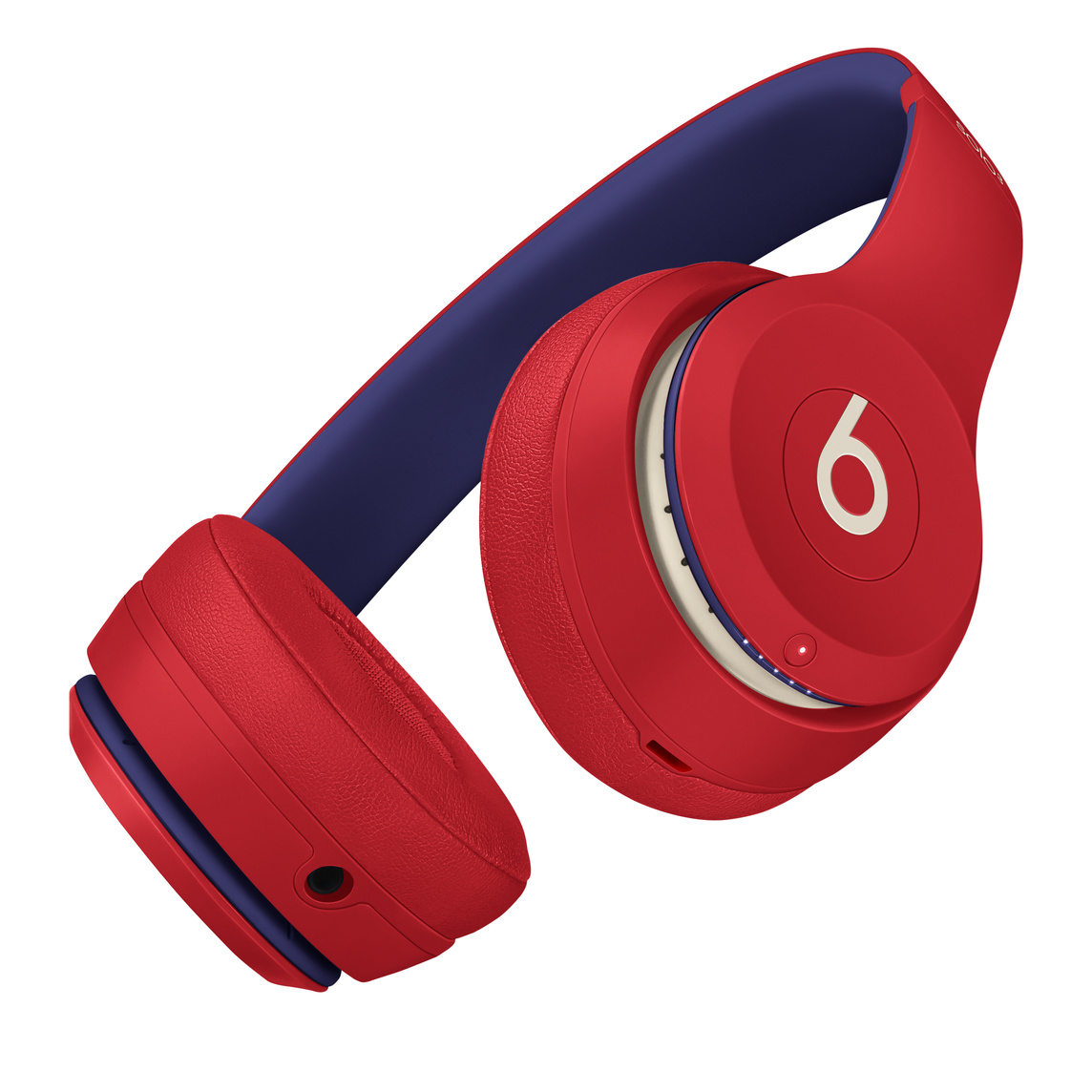 Beats Solo3 Wireless Headphones Beats Club Collection Club Red Apple Ca