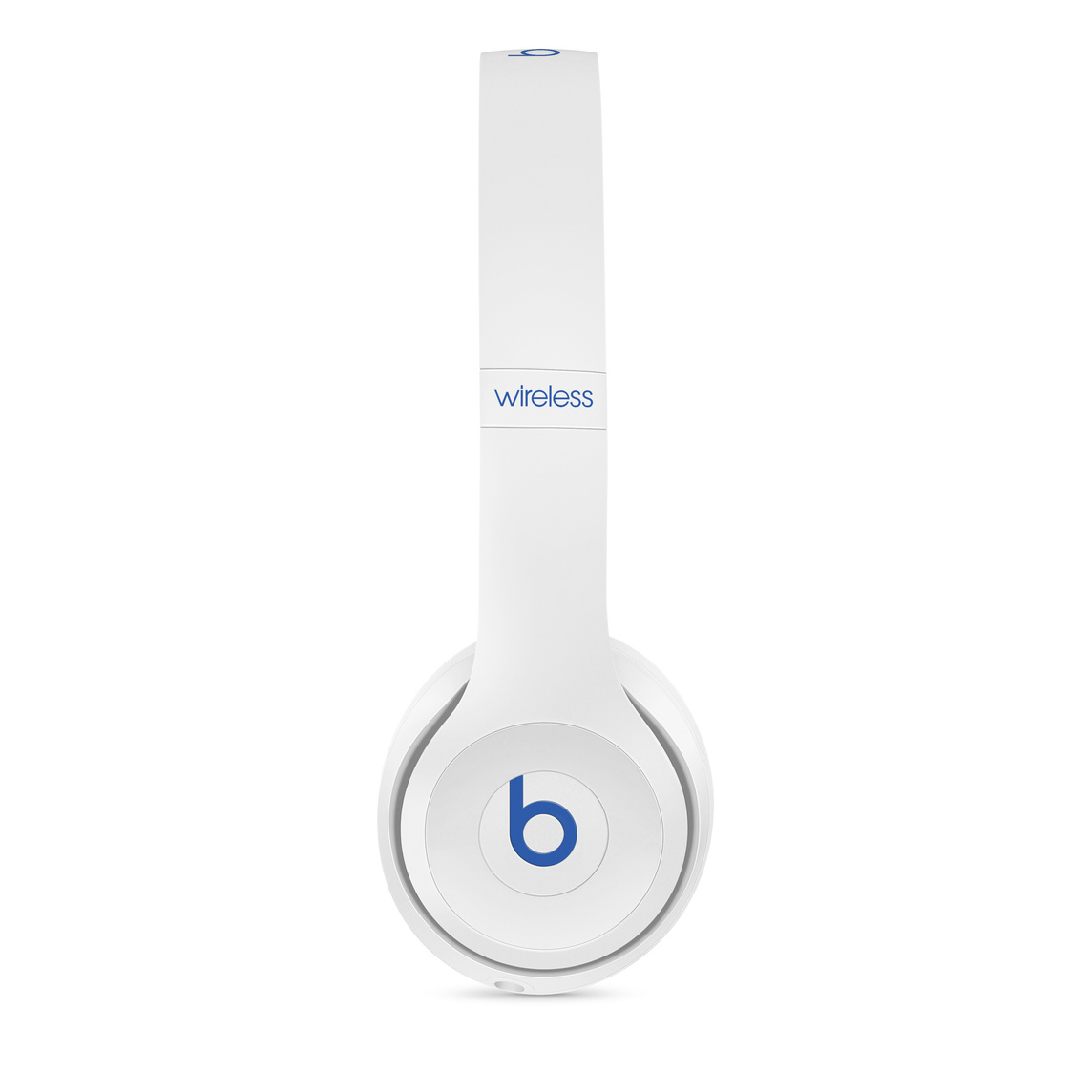 Beats Solo3 Wireless Headphones - Beats Club Collection - Club White