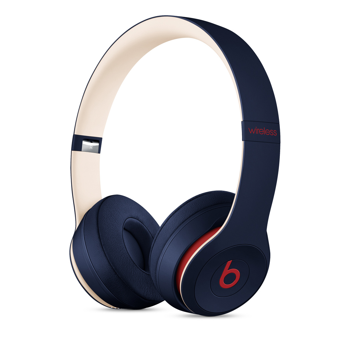 Beats Solo3 Wireless Headphones Beats Club Collection Club Navy Apple