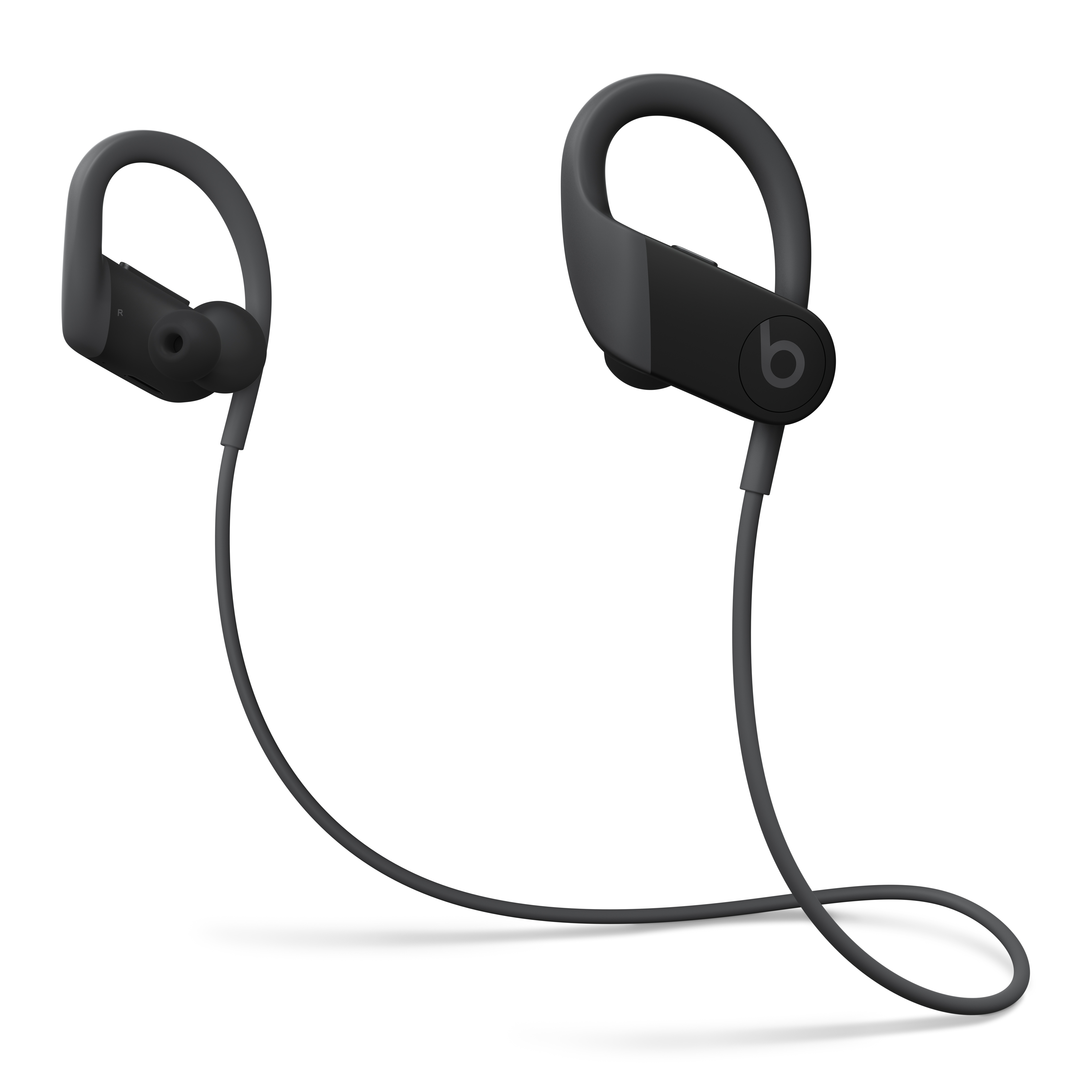 Powerbeats High Performance Wireless Earphones Black Apple