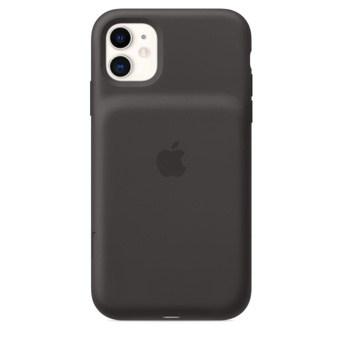 Étui Smart Battery Case pour iPhone 11 - Noir