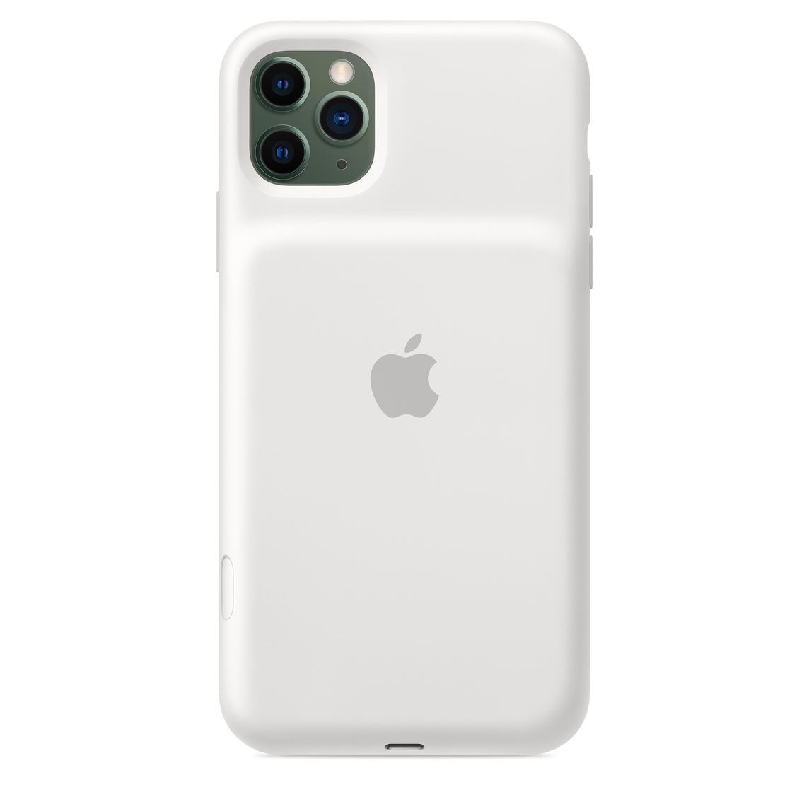 Iphone 11 Pro Max Smart Battery Case White Apple