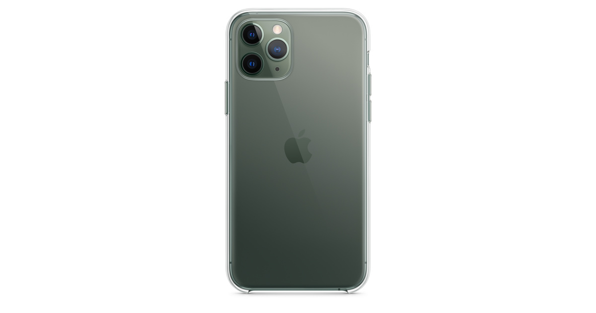 iPhone 11 Pro Case - Clear