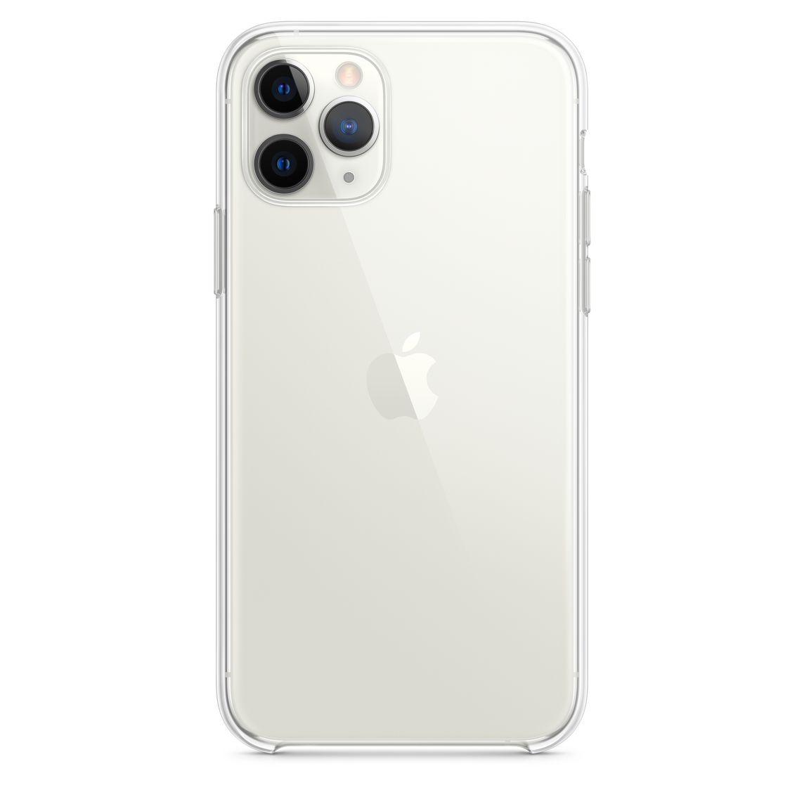Étui transparent pour iPhone 11 Pro