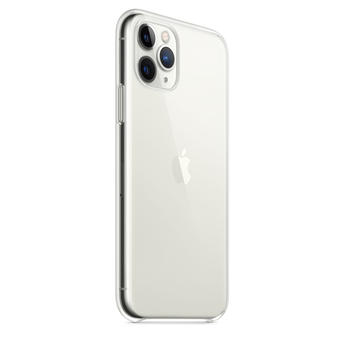 Cute little white mouse iPhone 11 case