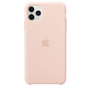Capa De Silicone Para Iphone 11 Pro Max Areia Rosa Apple Br