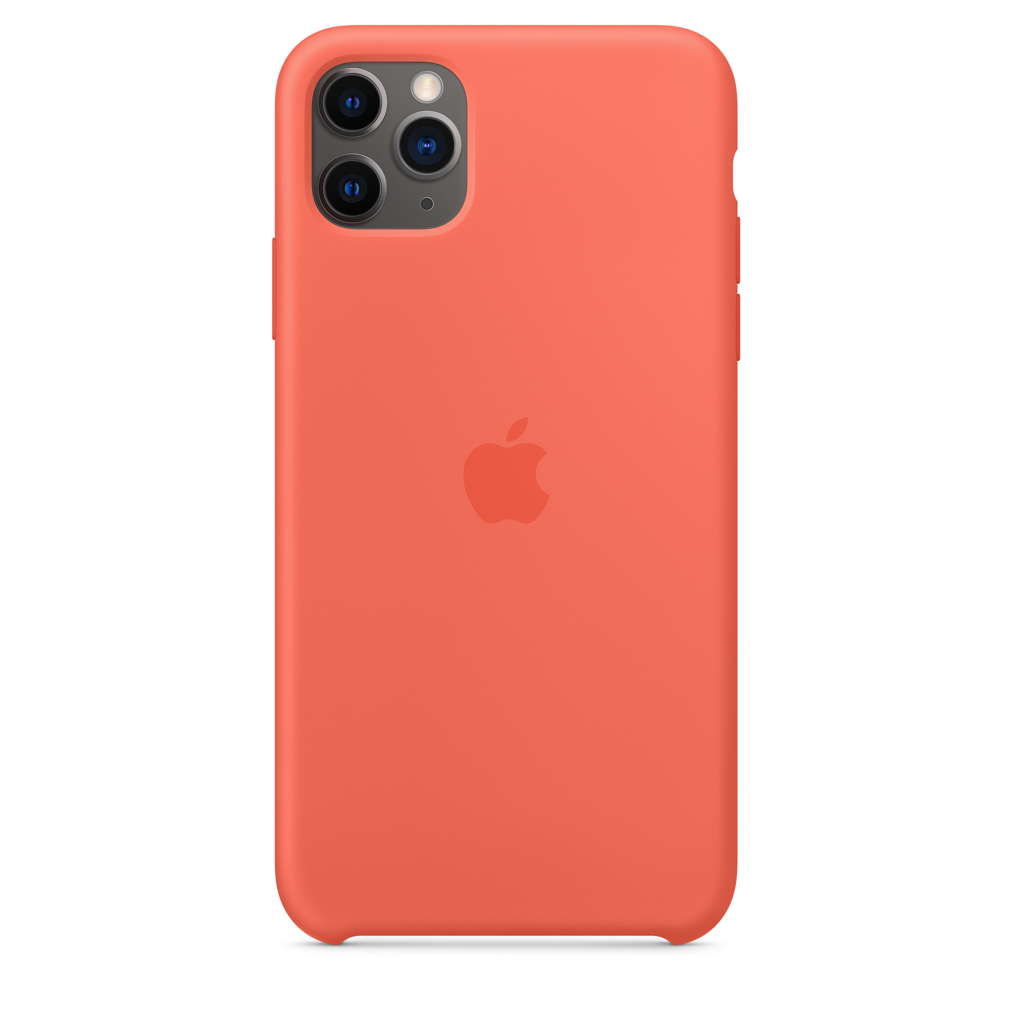 Iphone 11 Pro Max Silicone Case Clementine Apple Ca
