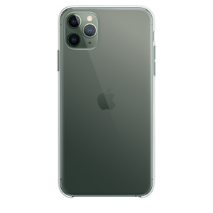 Capa Para Iphone 11 Pro Max Transparente Apple Br