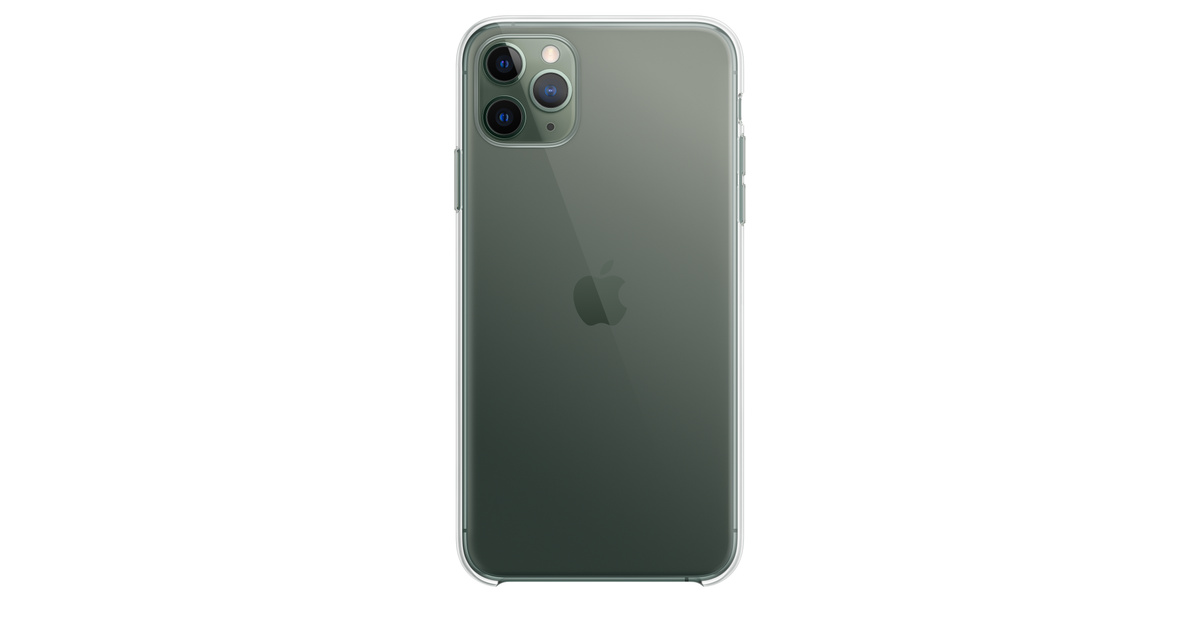 Iphone 11 Pro Max Case Clear Apple
