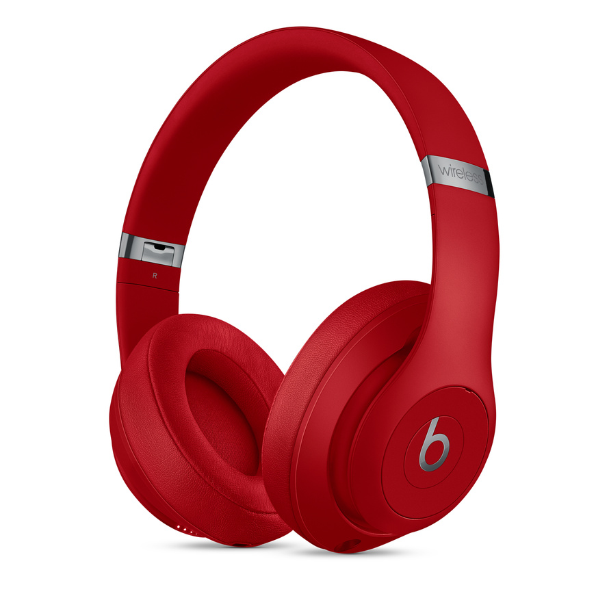 Red Beats By Dr Dre All Accessories Apple