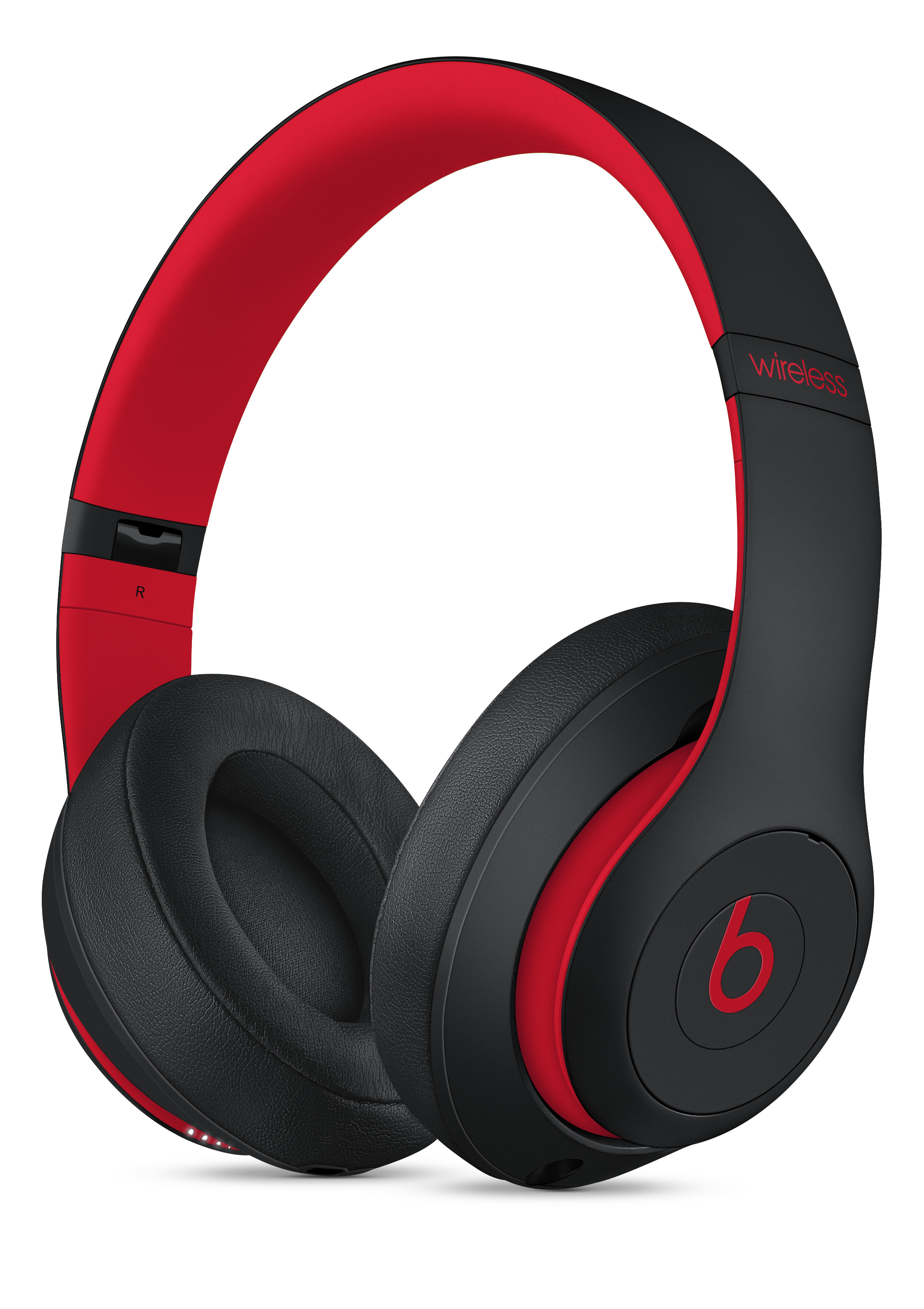 Beats Studio3 Wireless Defiant Black Red Apple
