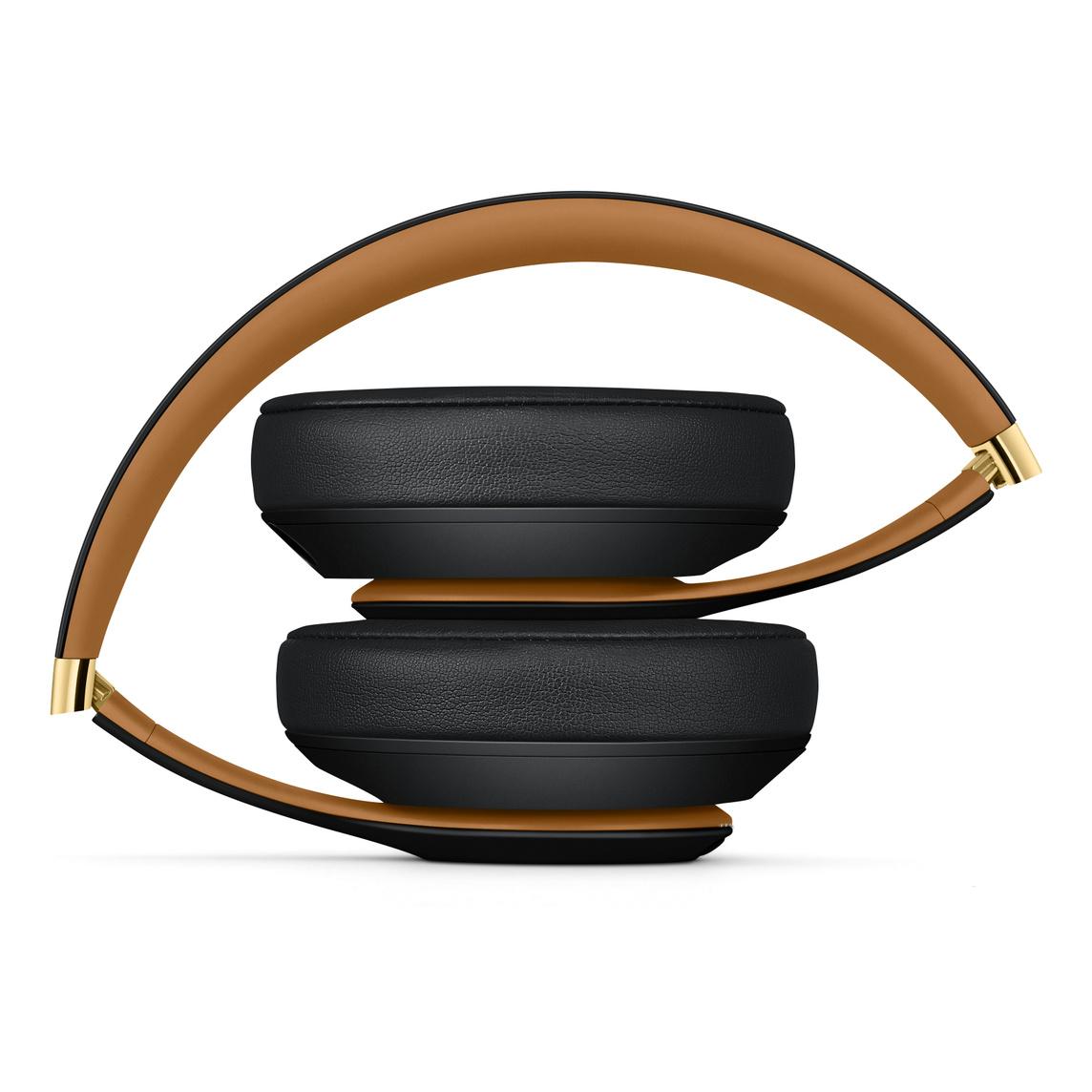 Beats Studio3 Wireless Over Ear Headphones The Beats Skyline Collection Midnight Black Apple