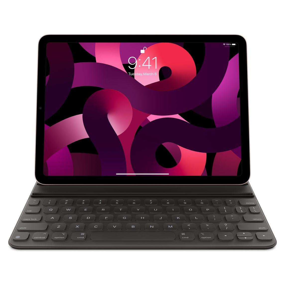 Smart Keyboard Folio For Ipad Pro 11 Inch 2nd Generation Us English Apple