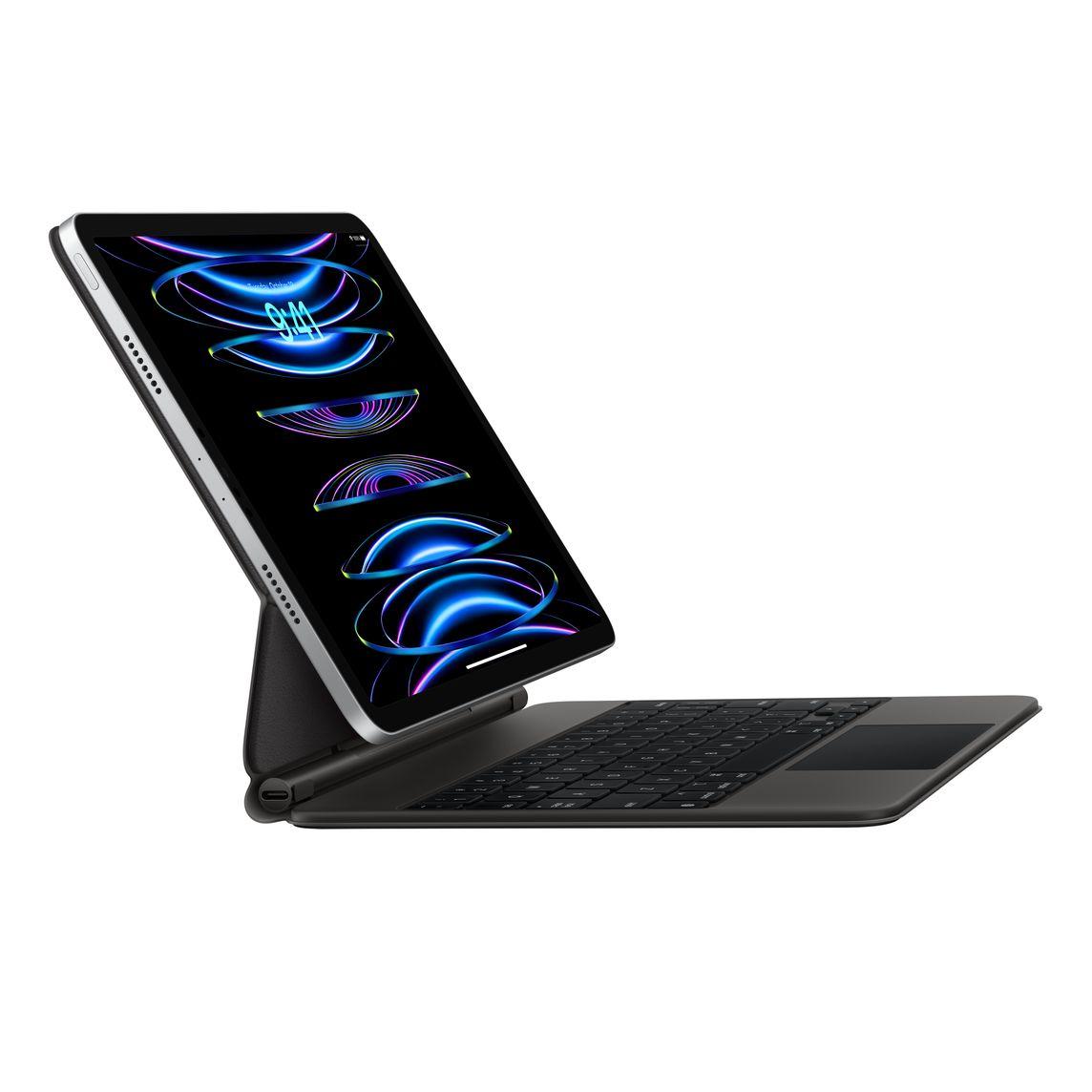 Magic Keyboard For Ipad Air 4th Generation And Ipad Pro 11 Inch 2nd Generation Us English Apple