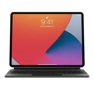 Magic Keyboard Para Ipad Pro De 12 9 Polegadas 4ª Geracao Ingles Eua Apple Br