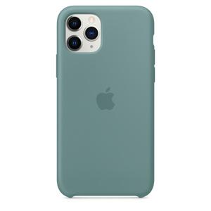 Capa De Silicone Para Iphone 11 Pro Cacto Apple Br