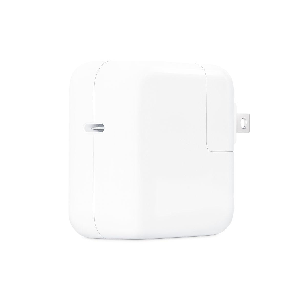 30W USB‑C Power Adapter - Apple