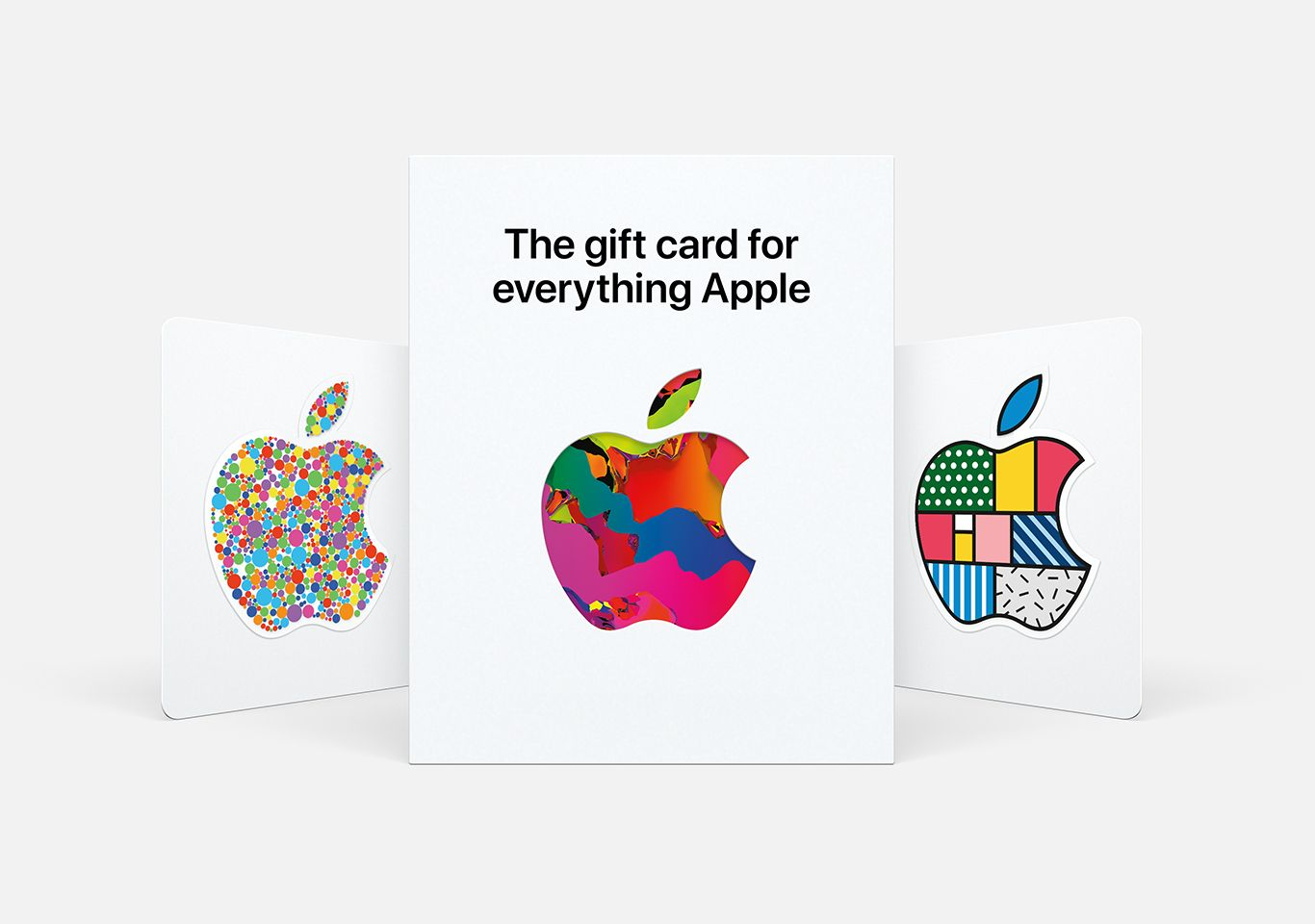 The gift card for everything Apple