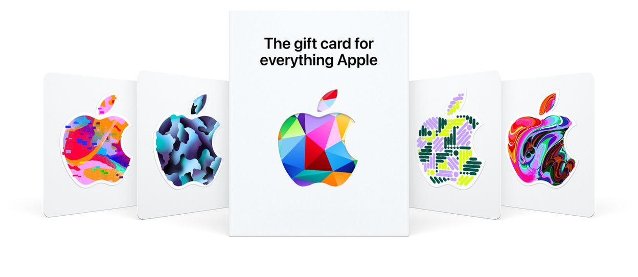 Apple Gift Cards - Apple