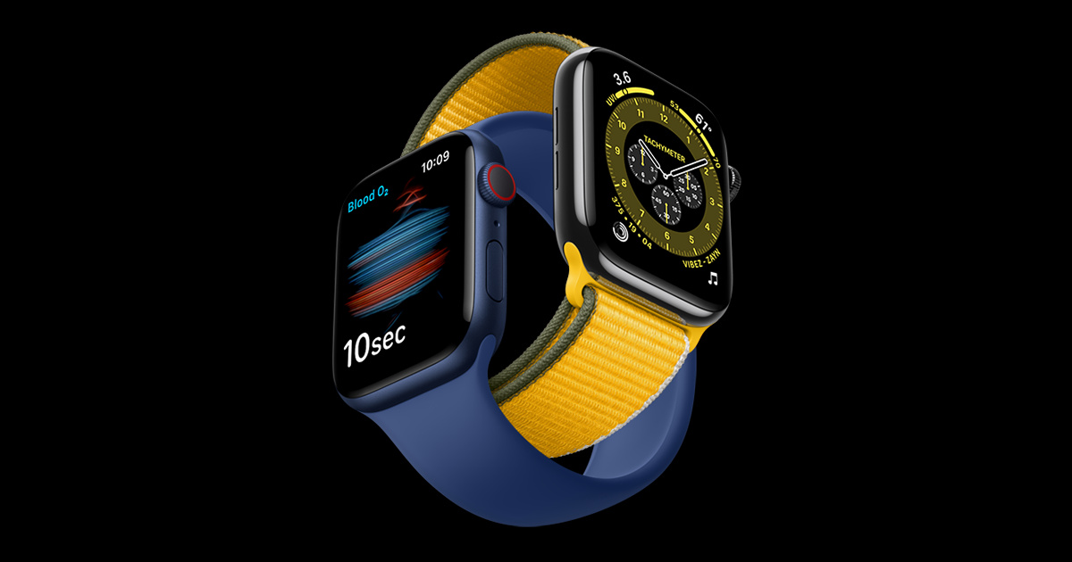 Buy Apple Watch Series 6 - Apple