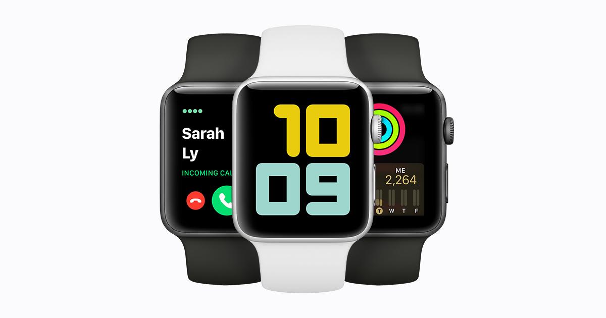 Buy Apple Watch Series 3 - Apple