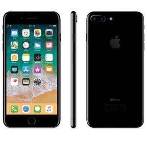 7 plus iphone jet black