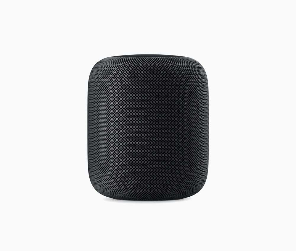 B+ Space Grey Apple MQHW2B//A Smart Wi-Fi Speaker HomePod