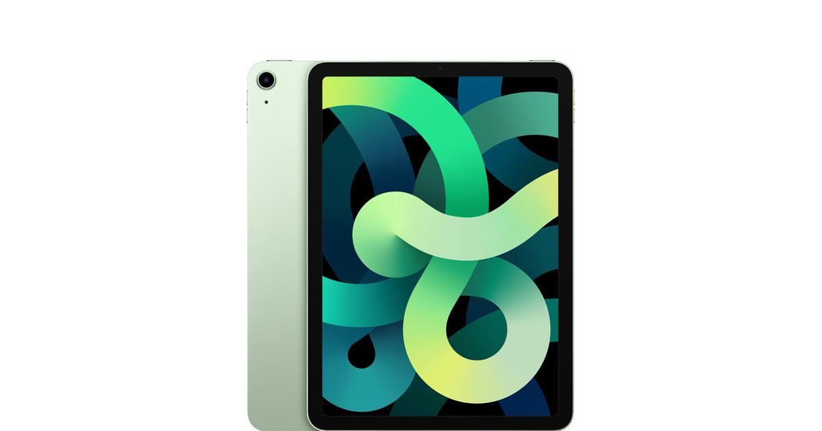 Apple Air Green 256GB WiFi 2020