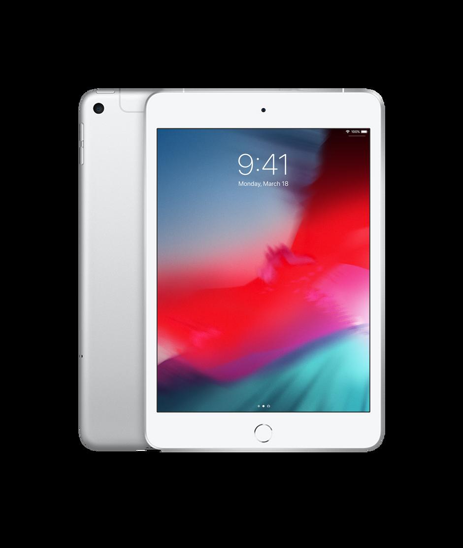 Folkekære iPad mini Wi‑Fi + Cellular 64GB - Silver - Apple YX-07