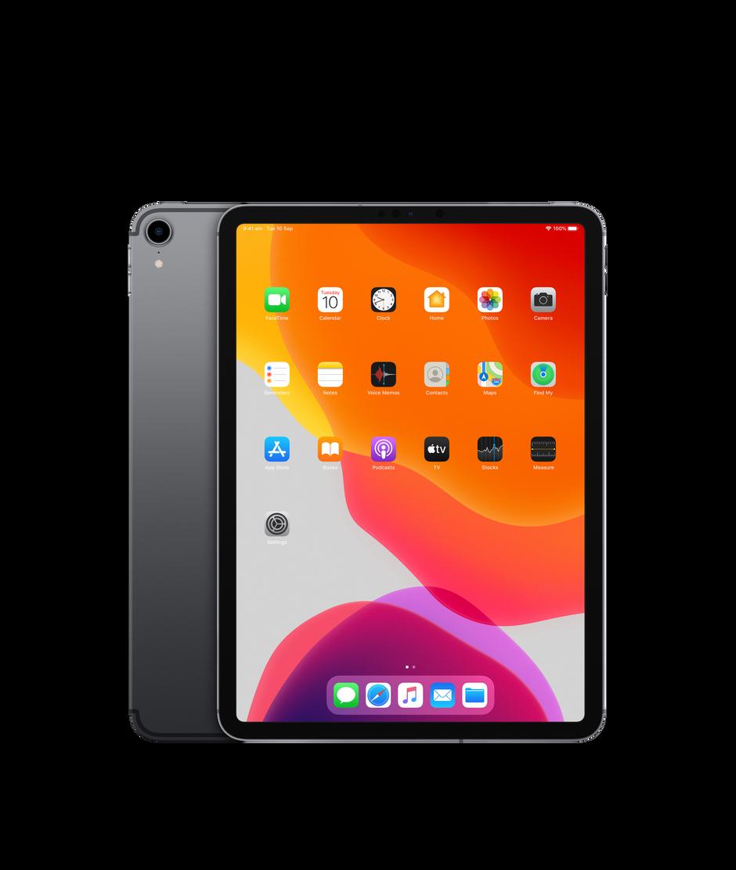 11-inch iPad Pro Wi‑Fi + Cellular 256GB - Space Gray