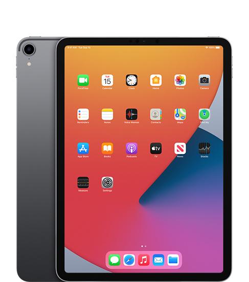 11-inch iPad Pro Wi‑Fi 64GB - Space Gray - Apple