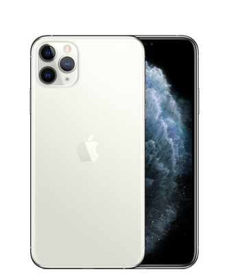 iPhone 11 Pro Max 512GB Silver New Unlocked